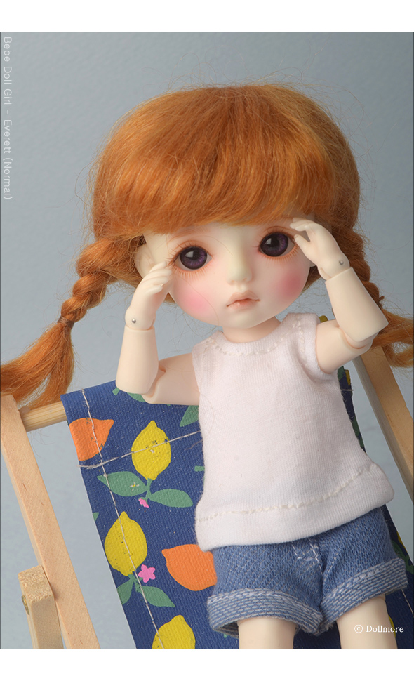 free shipping [Dollmore] T-shirt Bebe Doll Size - Tonia
