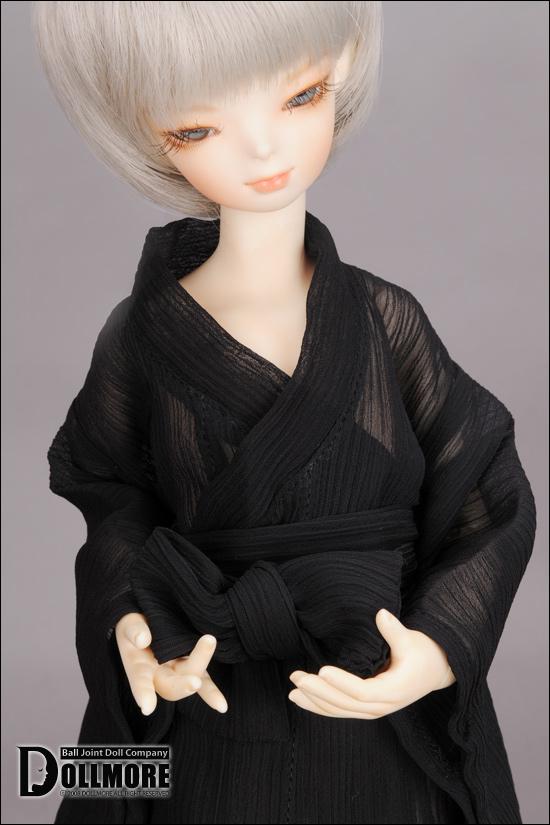 Black Dollmore MSD Celestial Gown