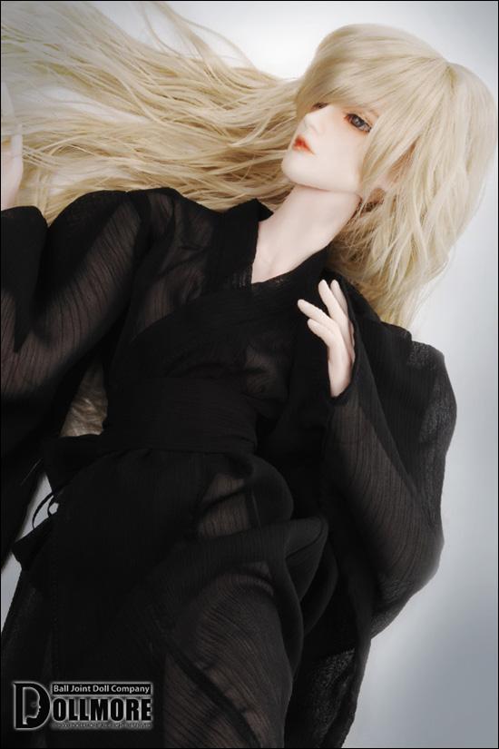Celestial Gown Dollmore MSD Black