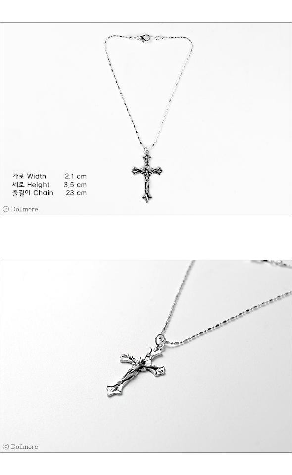 Dollmore BJD Accessory SD /& Model TWTW Pot Necklace Silver